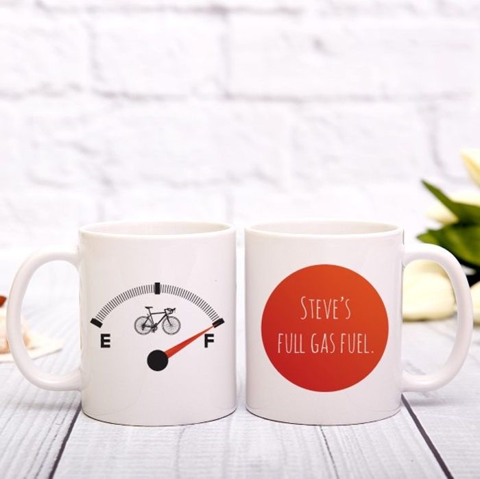 Picture of Full Gas personalised mug