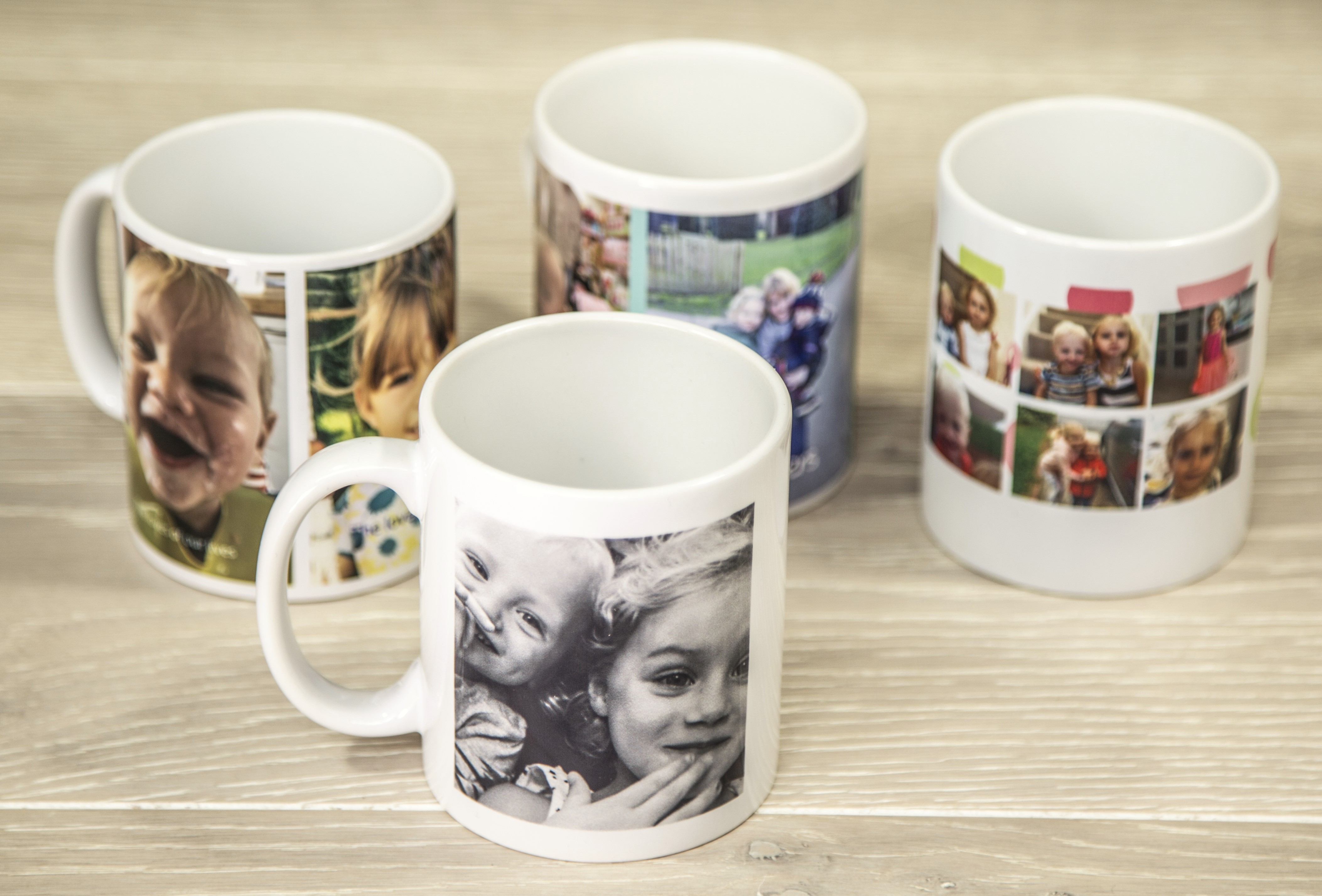 Picture of Design your own Treasured Memory Mug