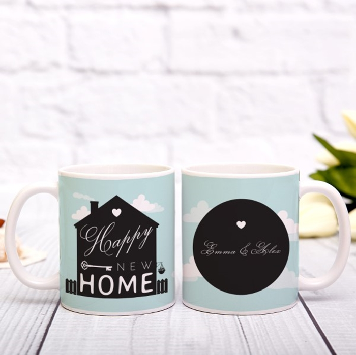 Picture of New Home Personalised Mug