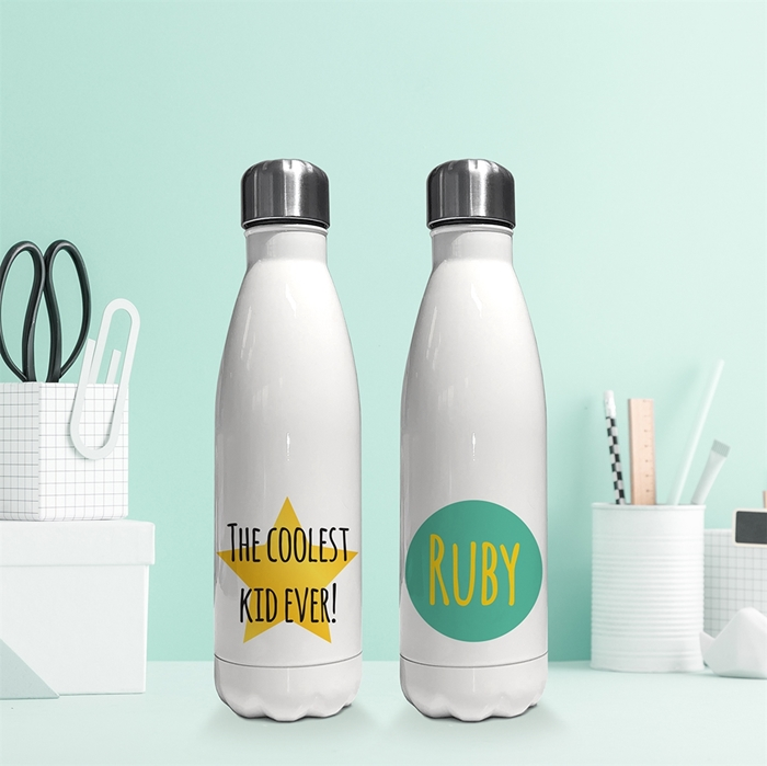 Picture of Star insulated water bottle