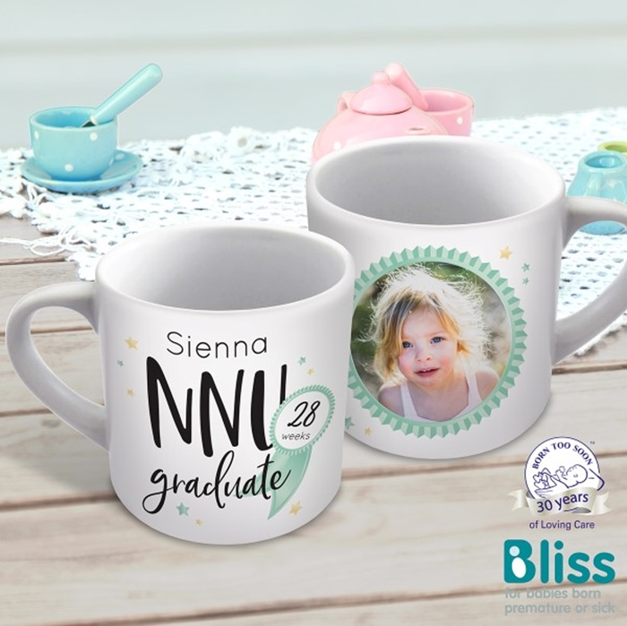 Picture of NNU graduate child's personalised mug