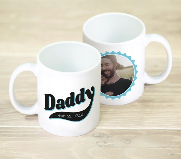 Picture of Daddy Personalised Mug