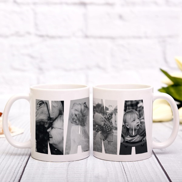 Picture of Nanna Photo Personalised Mug