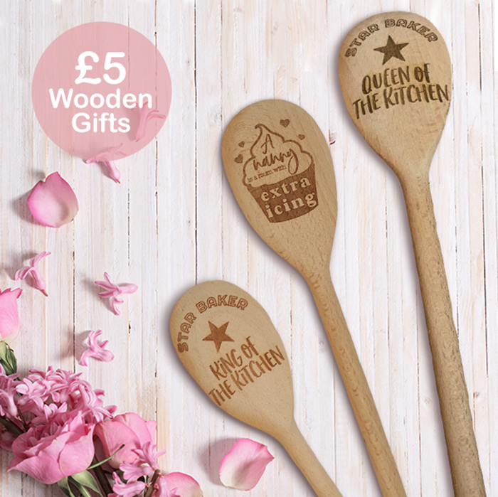 Picture for category Wooden Engraved Spoons