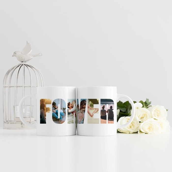 Picture of Forever Personalised Mug
